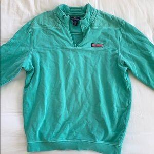 Vineyard Vines garment dyed shep shirt
